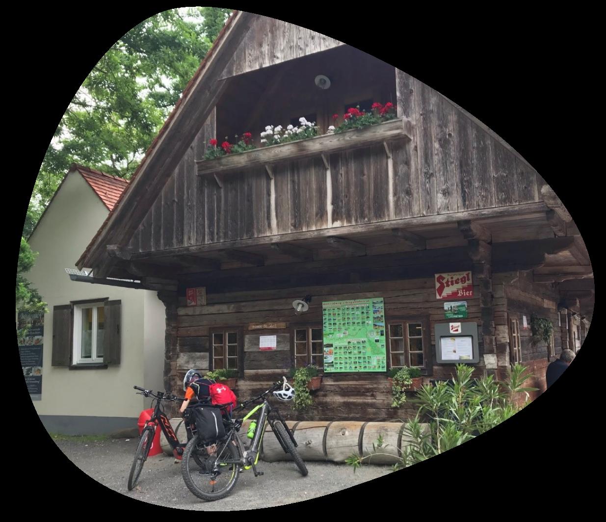 Nachhaltig Reisen – Entspanntes Radln am Murradweg