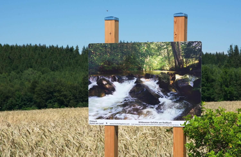 Kunst am Land – Freilichtgalerie Pilsbach